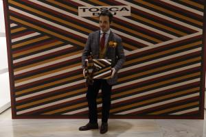 TOSCA BLU press presentation A/I 16-17 25.02.16
