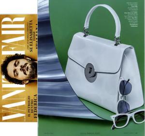 Vanity Fair borsa Tosca Blu