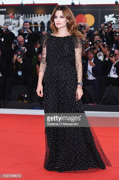 22 July Red Carpet Arrivals - 75th Venice Film Festival