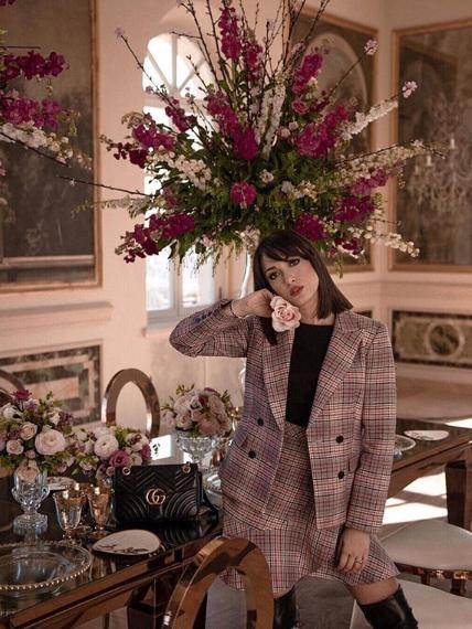 My Glamour Attitude con un total look Tara Jarmon