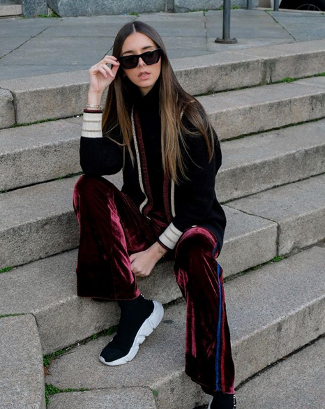 Arianna Ventura indossa cardigan Suncoo